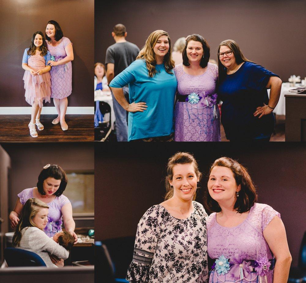 Shelby Twp Michigan Baby Shower Event Photographer Newborn Family  (20).jpg