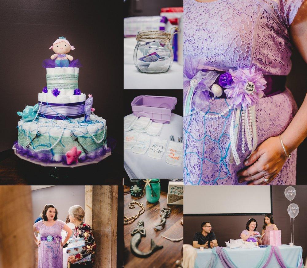 Shelby Twp Michigan Baby Shower Event Photographer Newborn Family  (25).jpg