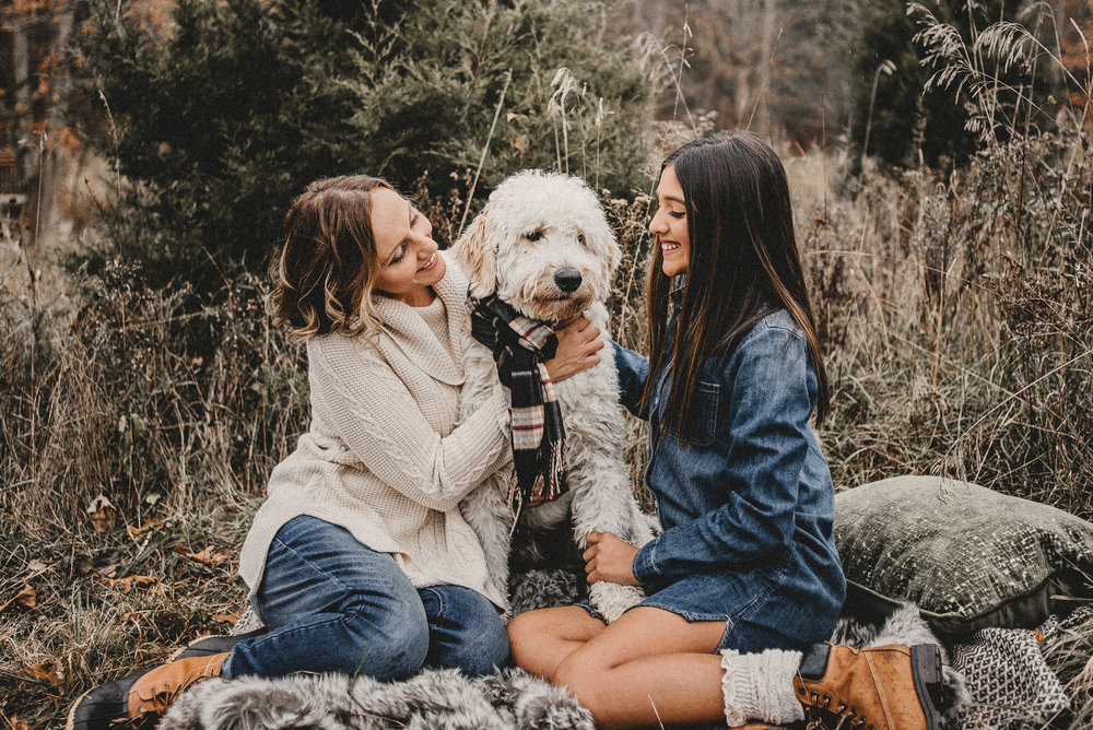 best Rochester michigan cinematic family photographer dog.JPG