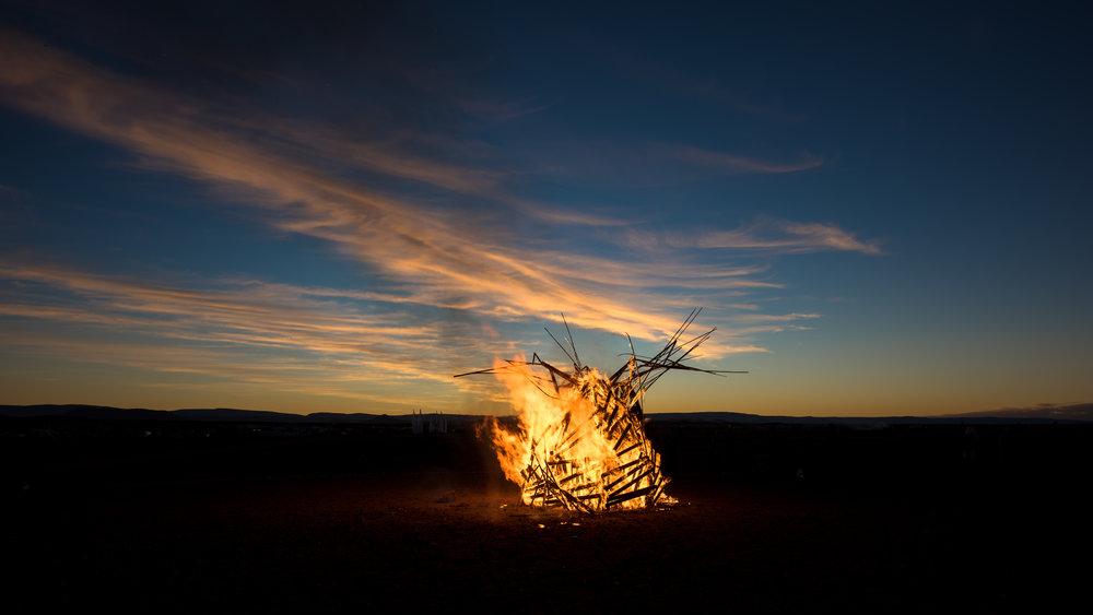 Laurene's Fire