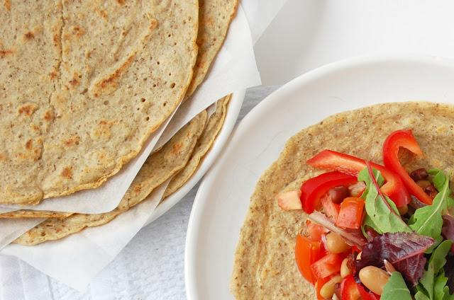 Tortilla wraps - gluten free — Including Cake | food ...