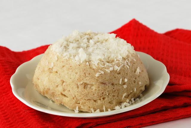 coconut 'bombe'