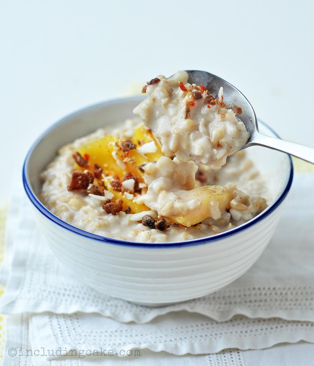 how to cook oat groats soak