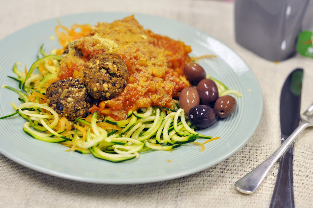 Recipe: vegan Meat Balls