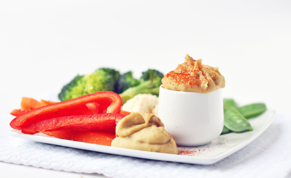 vegan Peanut Butter & Lentil Dip