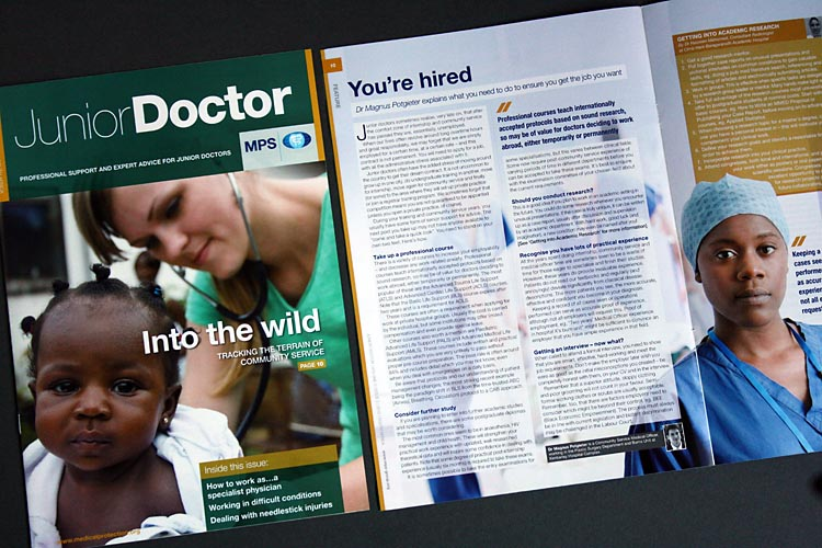 Junior Doctor Magazine