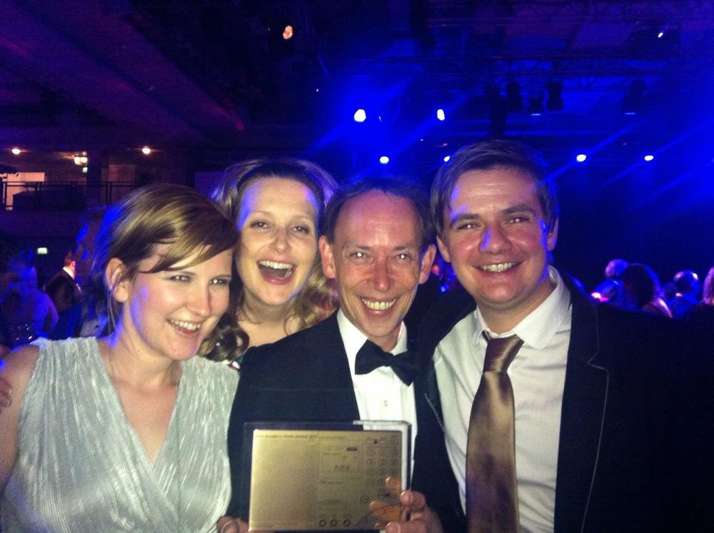Mercury Prize Winners: Team Lamacq