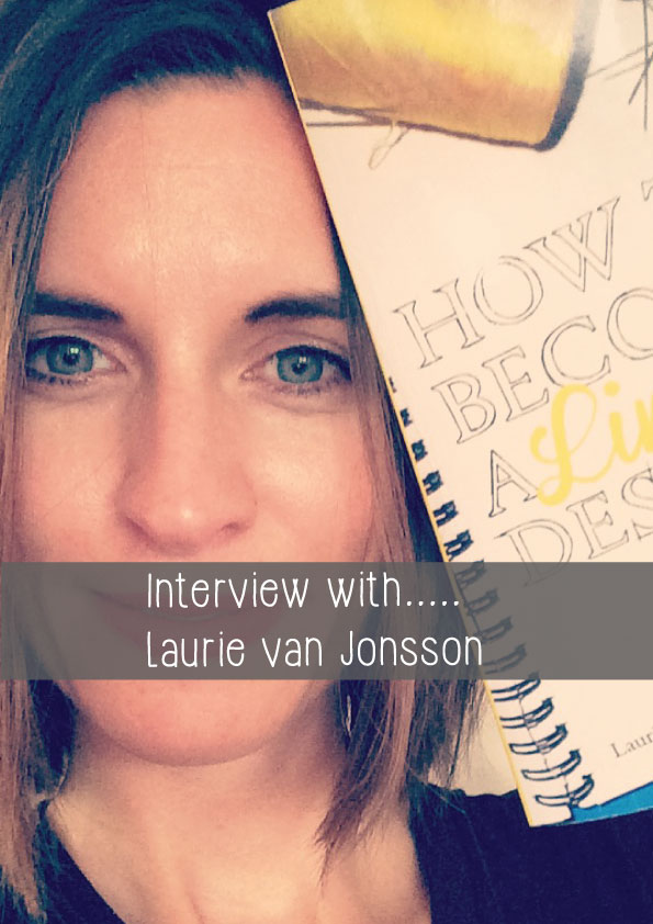 lingerie interview with laurie van jonsson