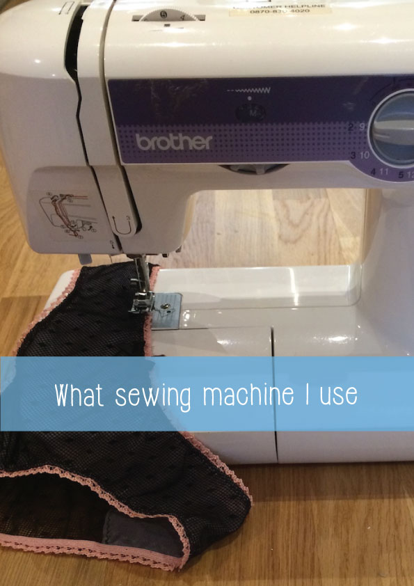 what sewing machine i use