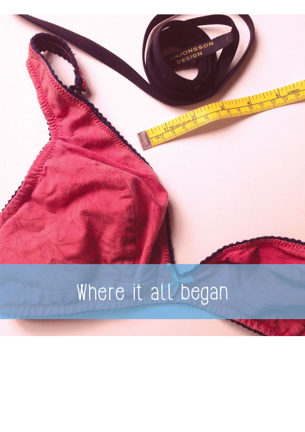 where it all began USP of your lingerie brand