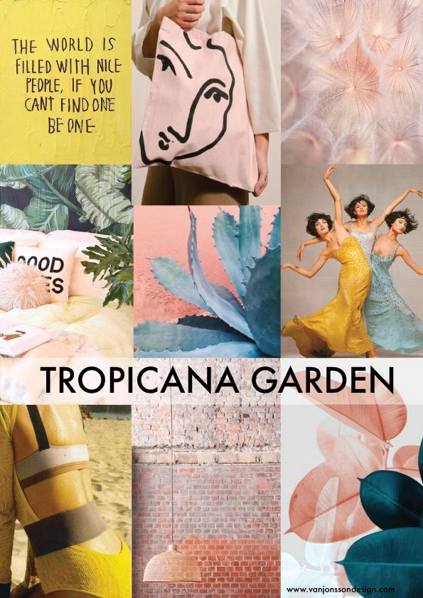 ss18 lingerie trend tropicana garden