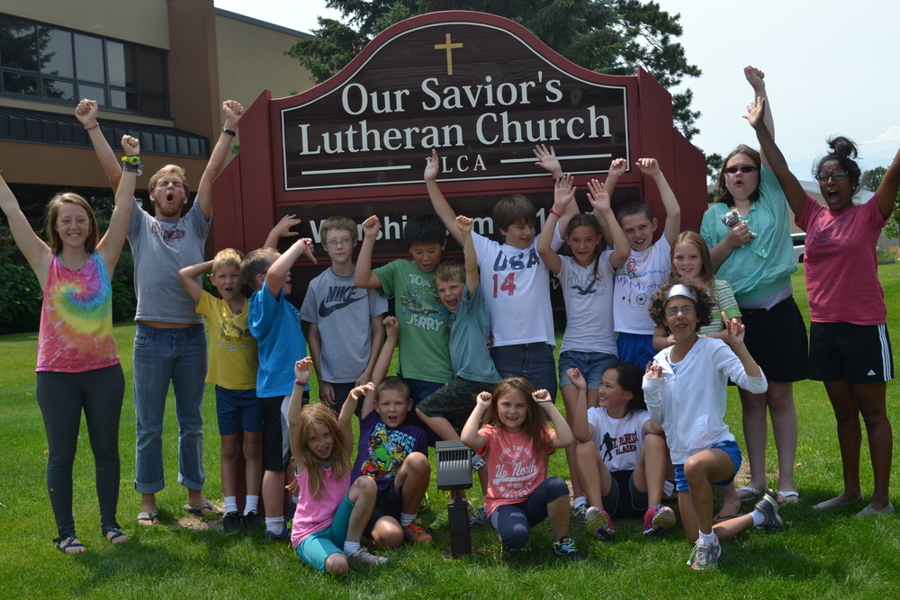 Day Camp � Voyageurs Lutheran Ministry