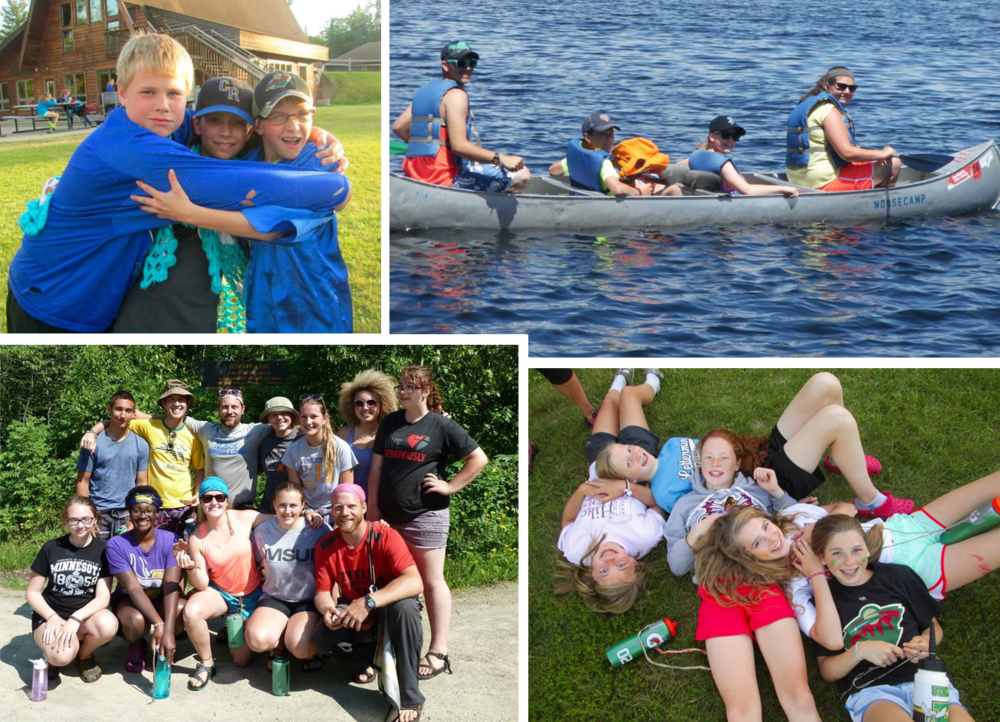 Click the collage above to view more photos from camp this summer!