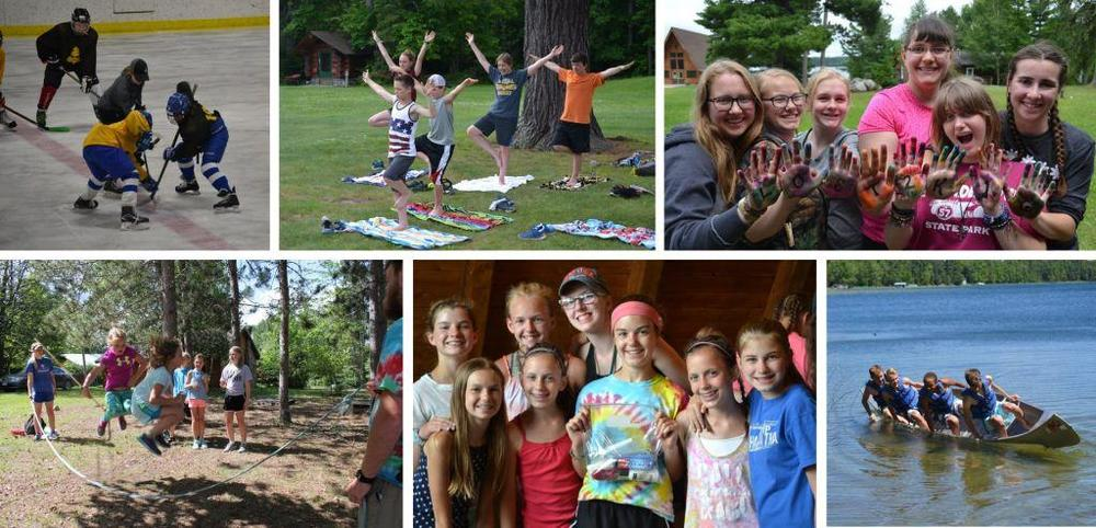 Click the collage above to see more pictures from this summer!