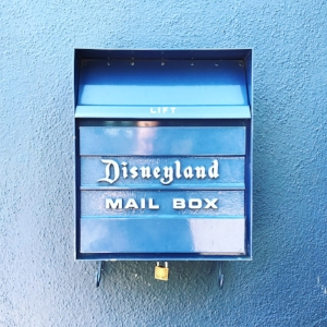 Signed, sealed, hiding in this mailbox to escape the political news cycle, xoxo
