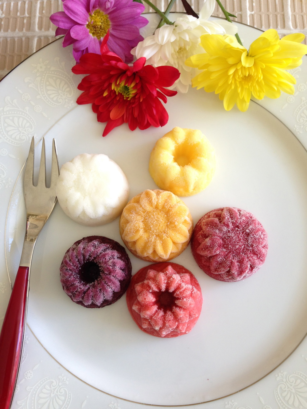 Portioned Sorbets: Blueberry, Fresh Strawberry, Raspberry, Alfonso Mango, Fresh Lemon, Fresh Orange