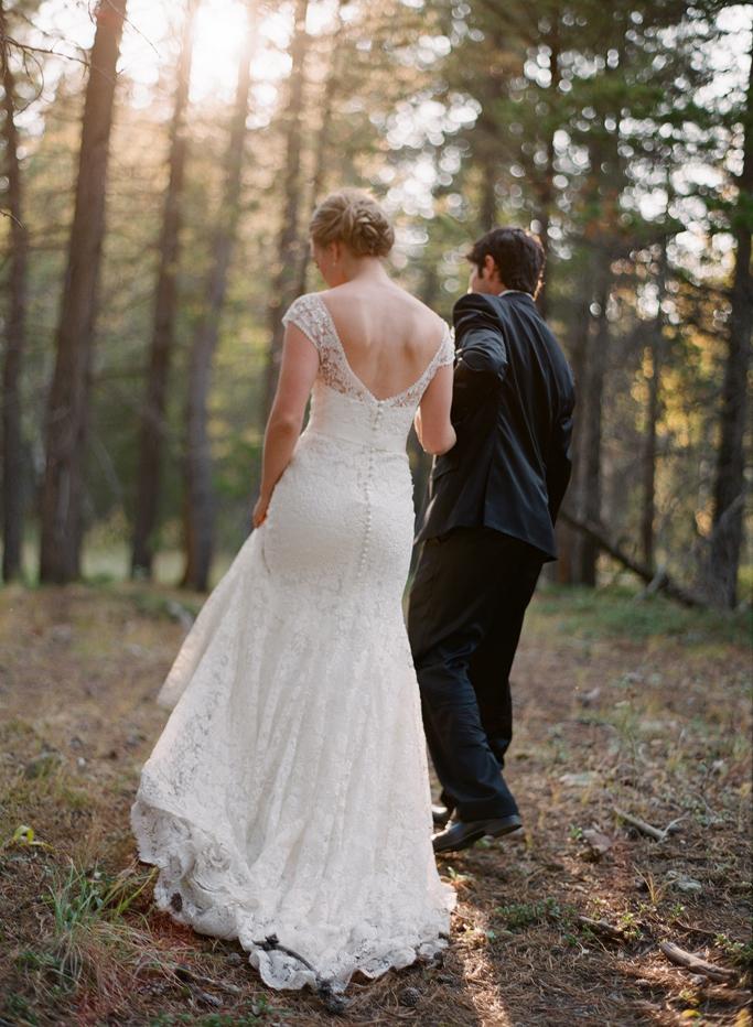 Photography by Jenna Walker Photography - Dress by Lela Rose