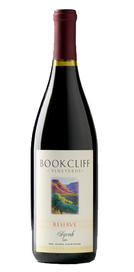 Bookcliff Vineyards - Photo credit