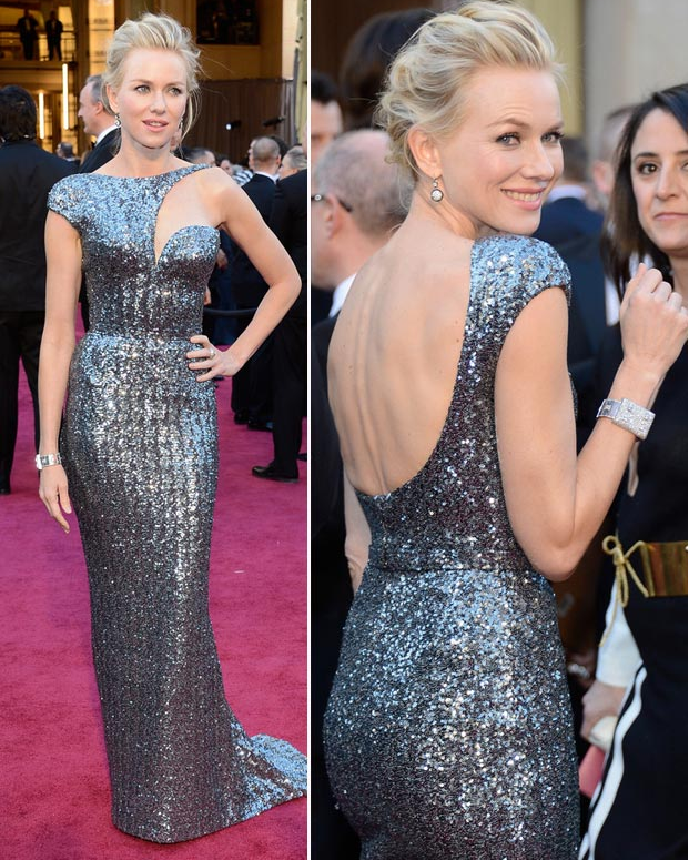 Naomi Watts Oscars 2013 Gown - Anna Be