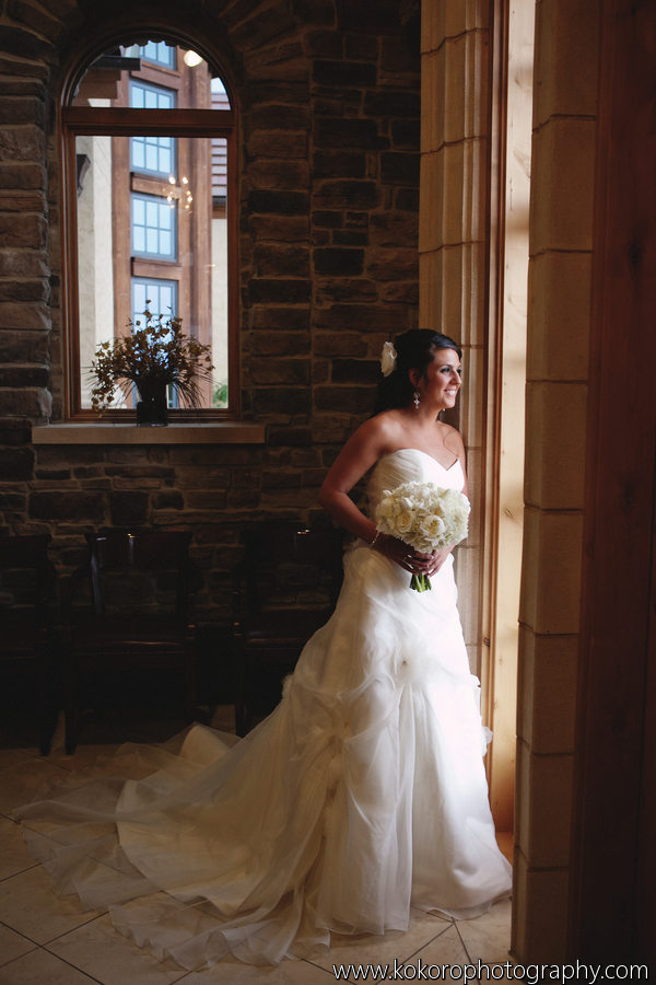 WEDDING GOWN: augusta jones PHOTOGRAPHER: kokoro photography - anna bé bridal boutique