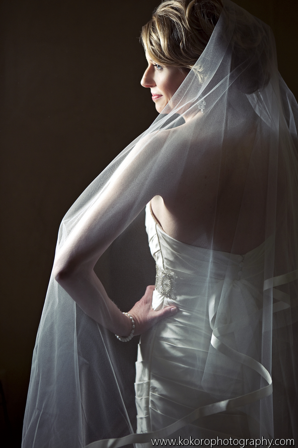 WEDDING GOWN: modern trousseau WEDDING VEIL: sara gabriel PHOTOGRAPHER: kokoro photography - anna bé bridal boutique