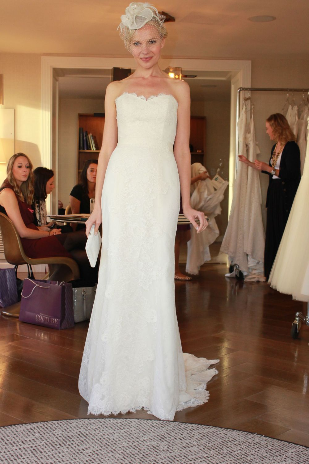 Amy Kuschel Rosemary Gown