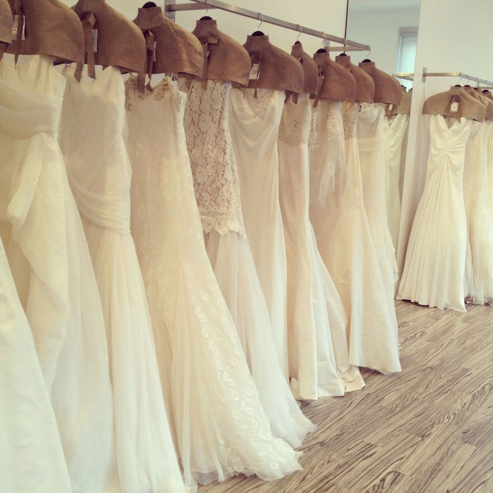 Instagram Photo of the newest collection from Lela Rose in their gorgeous NYC showroom