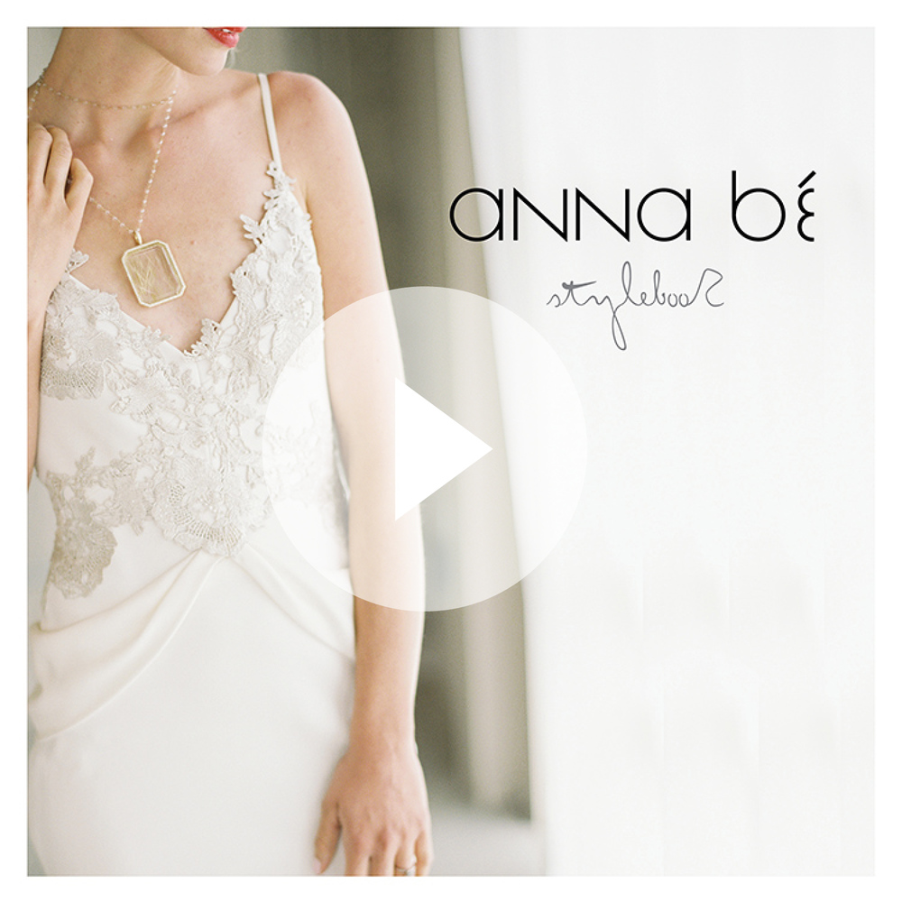 anna bé bridal boutique denver stylebook volume 1 fall 2013