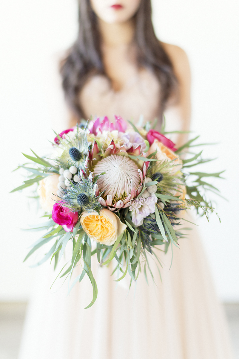 Are you swooning over the flowers too? The lovely Violet Floral Design created the bouquet.