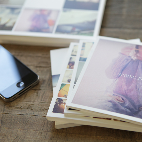 Instagram friendly books. Totally genius, right?