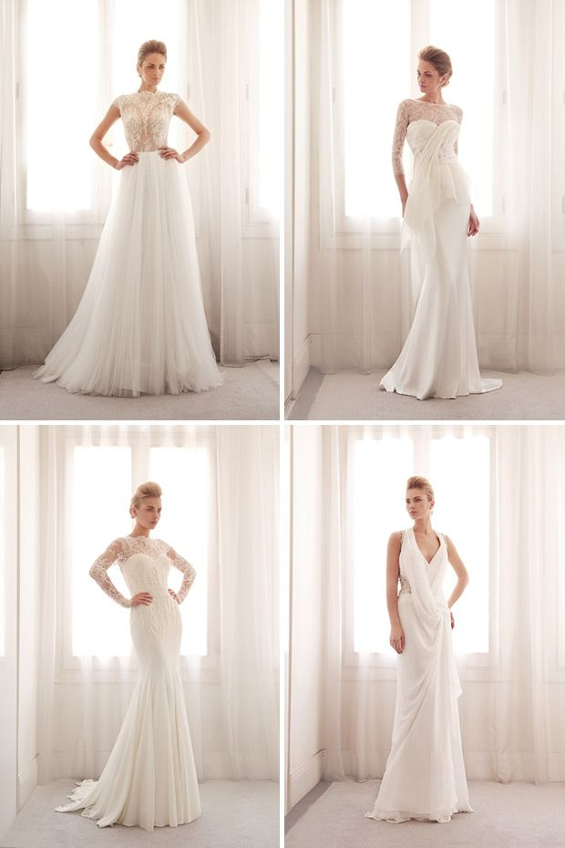 gemy maalouf | new designe at anna bé bridal boutique