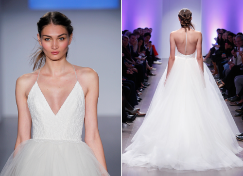 Back Detail // Bridal Gowns With Interesting, Unique Backs