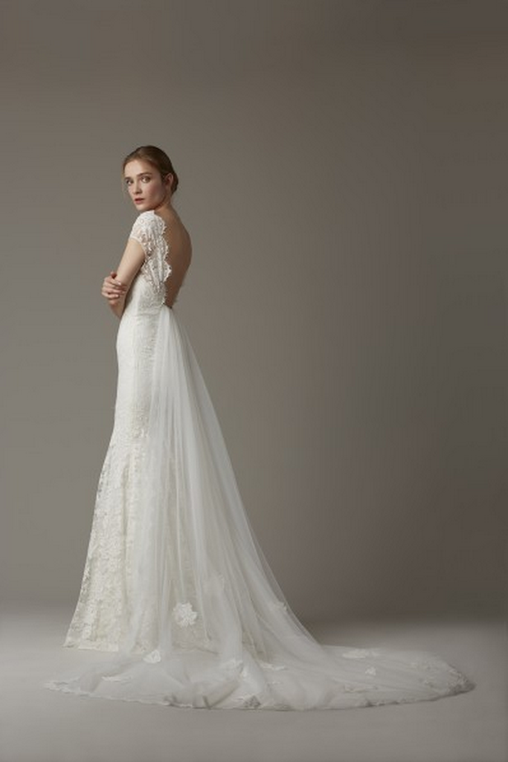 Lela Rose Wedding Gown