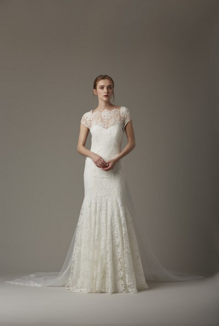 Lela Rose Wedding Gown Denver