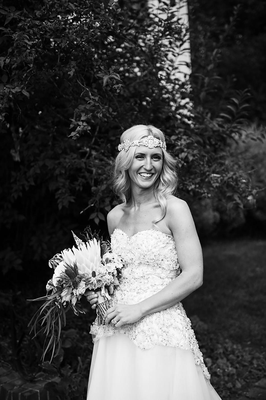 Real wedding megan scott anna b bridal boutique denver co for Off the rack wedding dresses near me
