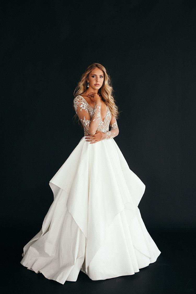Hayley Paige Prices De-Mystified anna bé Bridal Boutique Denver, CO