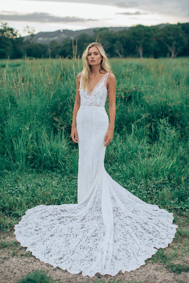 Bohemian Wedding Dresses Denver