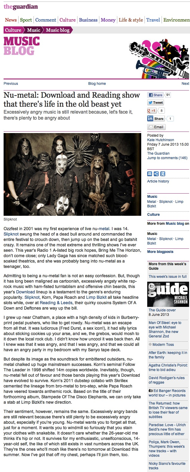 Nu-metal- Download and Reading show that there's life in the old beast yet | Music | The Guardian.jpg