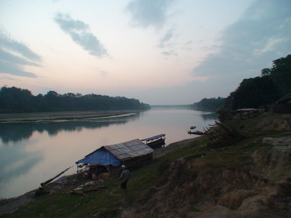 Irawaddy River, Myanmar