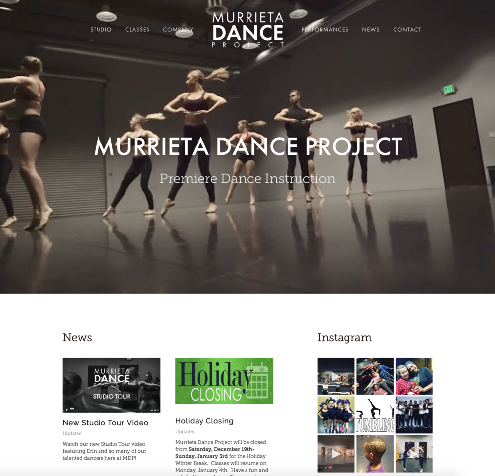 Murrieta Dance Project
