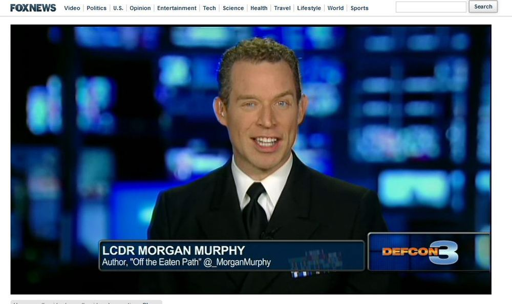 Morgan Murphy on FOX News
