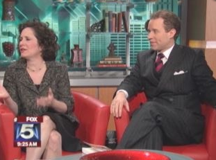 Morgan Murphy on Fox 5 Atlanta