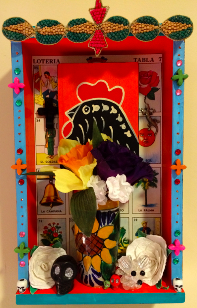chicken icon retablos - click here to view