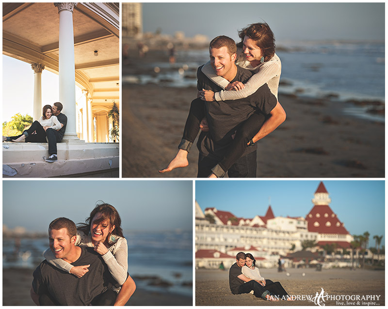 photography engagement san diego