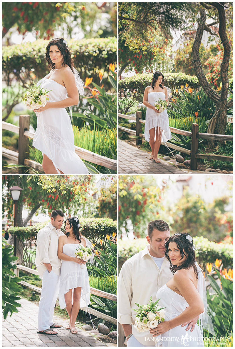 seaport village wedding photography