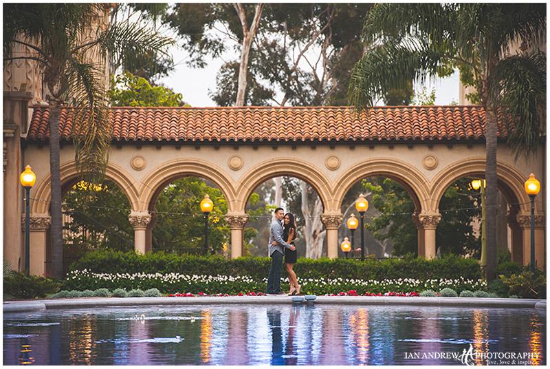 balboa park engagements