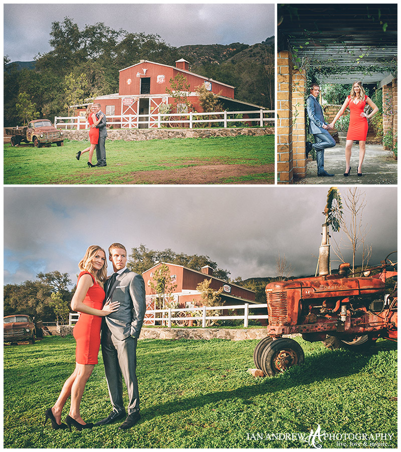 condors nest ranch engagement