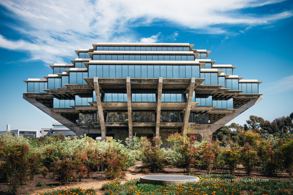 geisel library architechural photography1.jpg