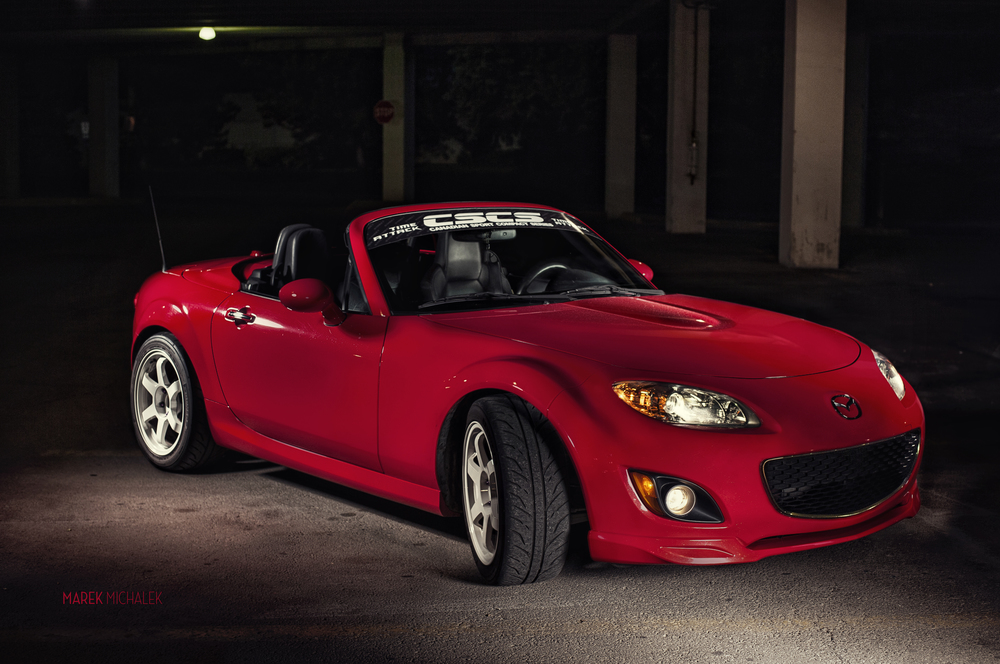 Toronto Hamilton Automotive Photographer - Marek Michalek - Mazda Miata 01.jpg