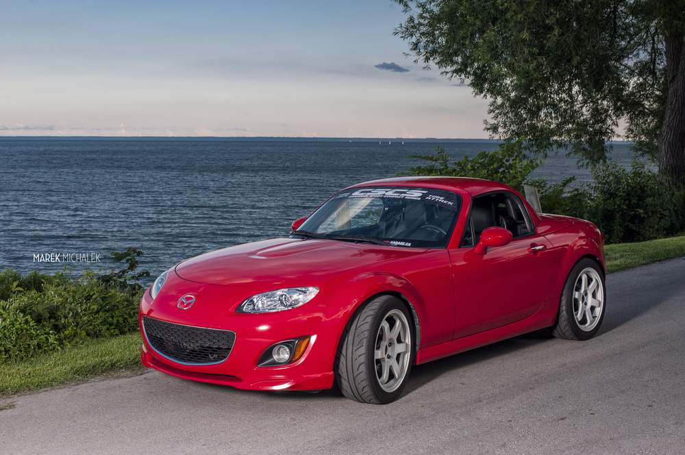 Toronto Hamilton Automotive Photographer - Marek Michalek - Mazda Miata 03.jpg